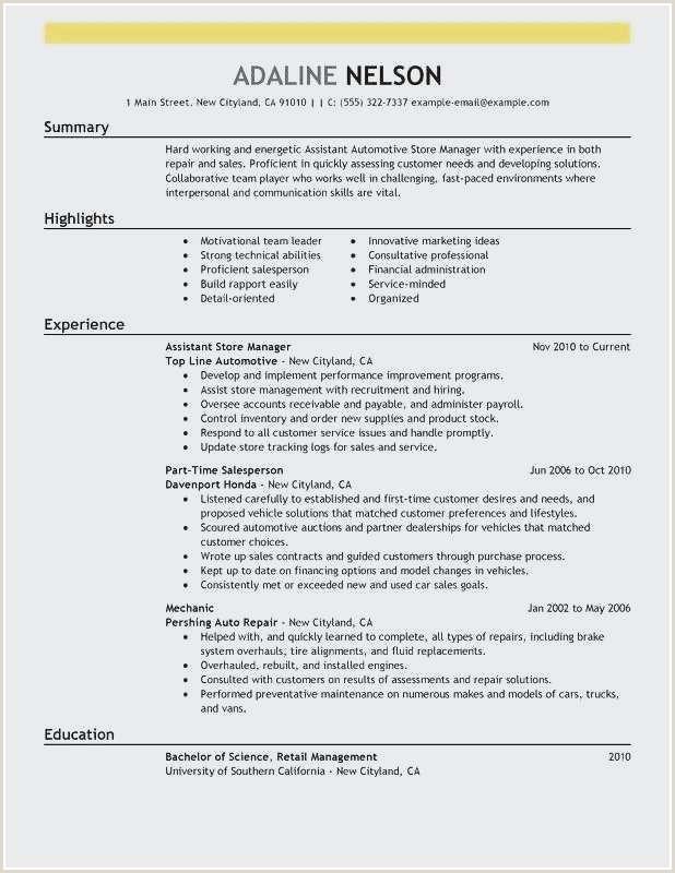 Inspirational District Manager Sample Resume