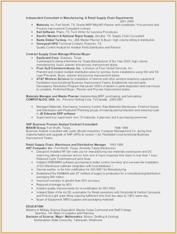 Retail Operations Manager Resume Operations Manager Resume Sample