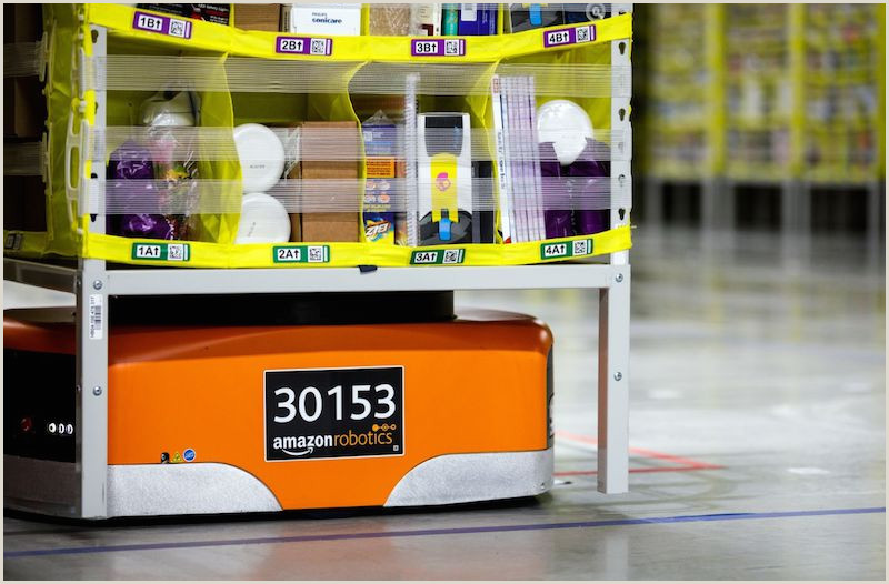 Amazon Robotics An Interview With VP And Distinguished