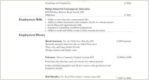 Retail Skills List Lettre Cv Gratuit Exemple De Cv Gratuit original Exemple Cv