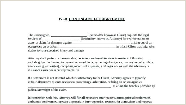 retainer fee agreement template