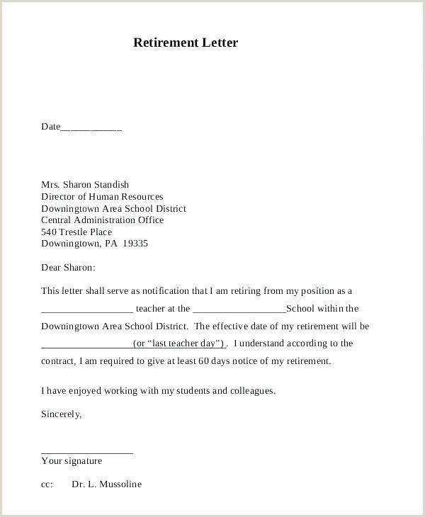 retirement notice template – musacreative
