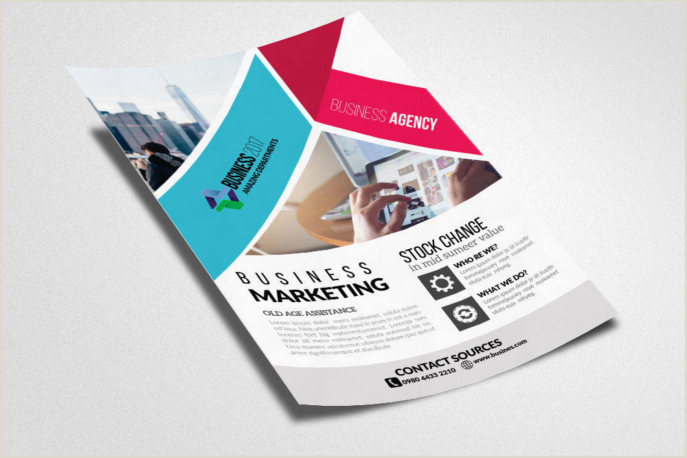 Roofing pany Flyer By Designhub