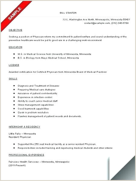 Safety Officer Fresher Cv format Word Medical Template Collection Medical Cv Template Medical