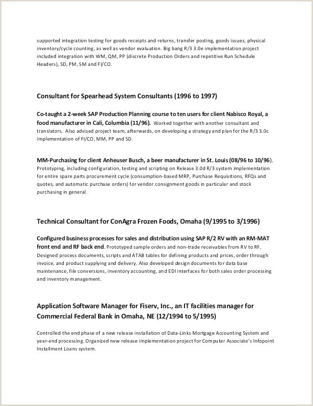 Condensed Business Plan Template Inspirational Resume