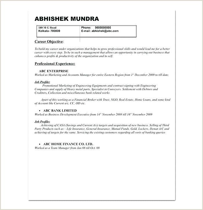 resume objective manager – paknts