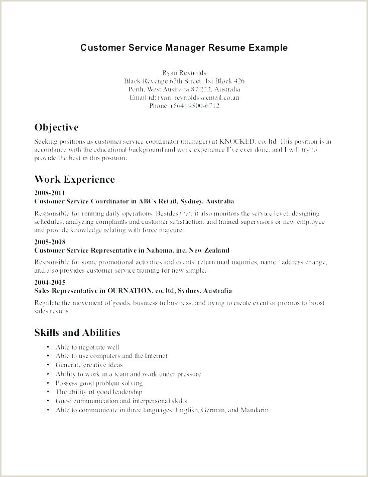 Sample Acting Resumes with No Experience Beginning Resume – Emelcotest