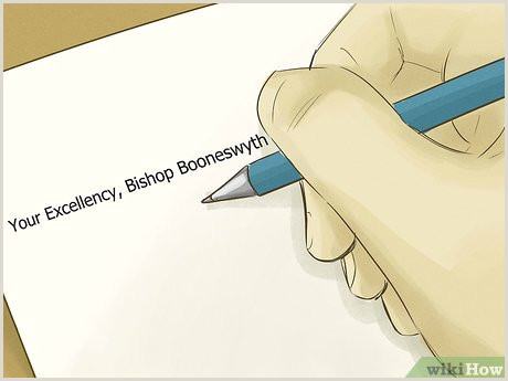 How to Address a Catholic Bishop 8 Steps with