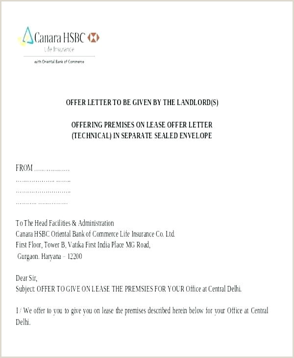 Job fer Counter Proposal Letter Sample Template pany