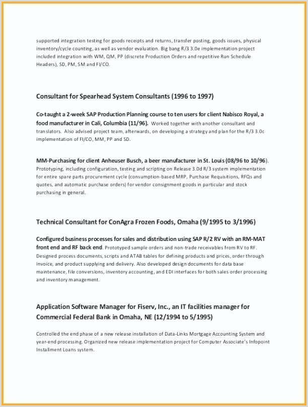 Sample Cover Letter for Retail Free Chef Resume Samples