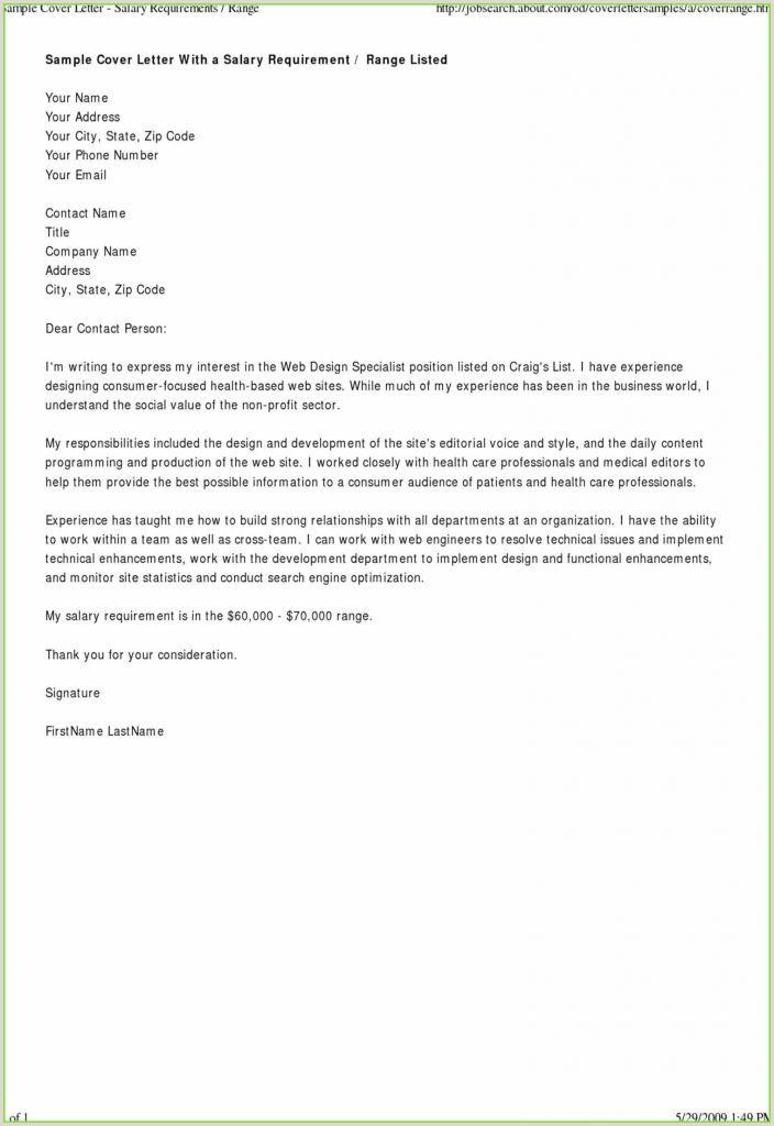 Nursing Cover Letter Template Sample Cover Letter Template
