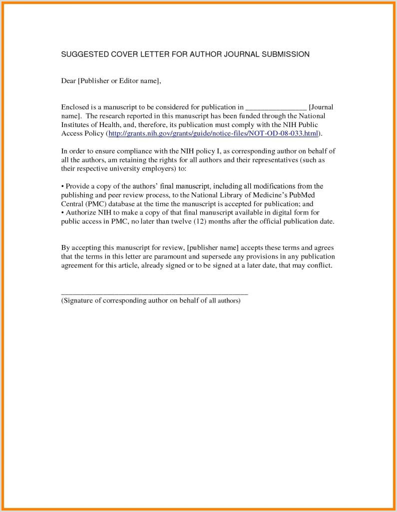 Sample Cover Letters for Grant Proposals Cover Letter for Grant Proposal Nih – Salumguilher