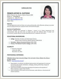 Resume Sample First Job Sample Resumes knowledge