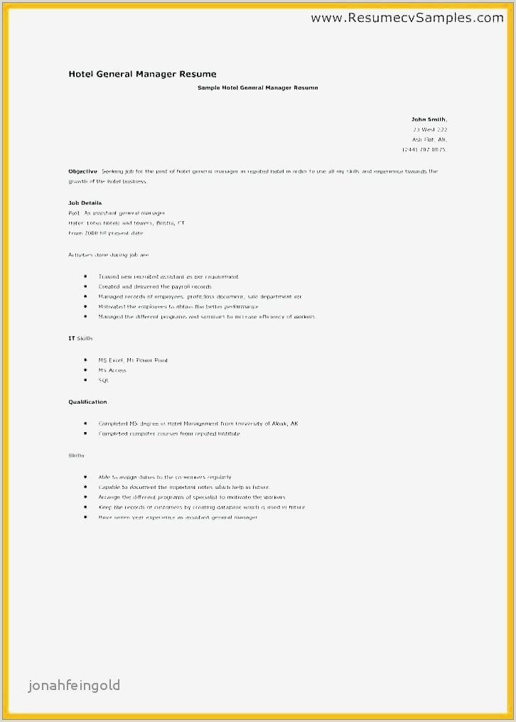 Sample Cv For Unicef Jobs Resume For Un Jobs Unique Lettre De Demission Fac Lettre De