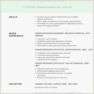 ▷ Top Dance Resume Templates 650 749 Elegant Dance Resume