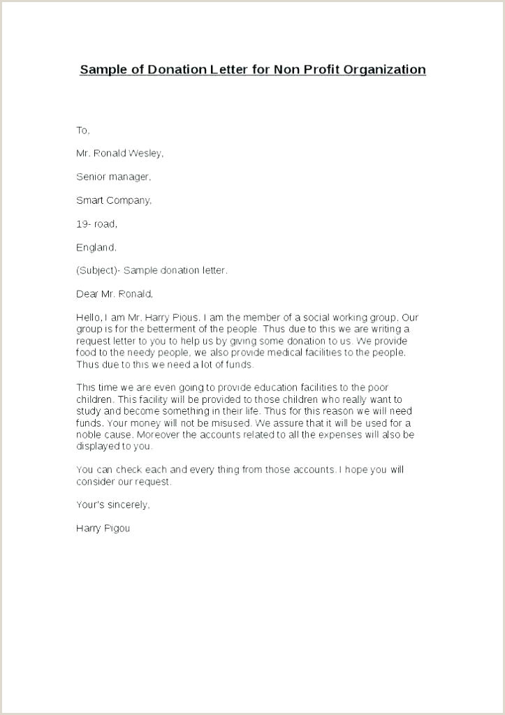 Sample Donation Letter In Memory Of someone Giving Donation Letter Template