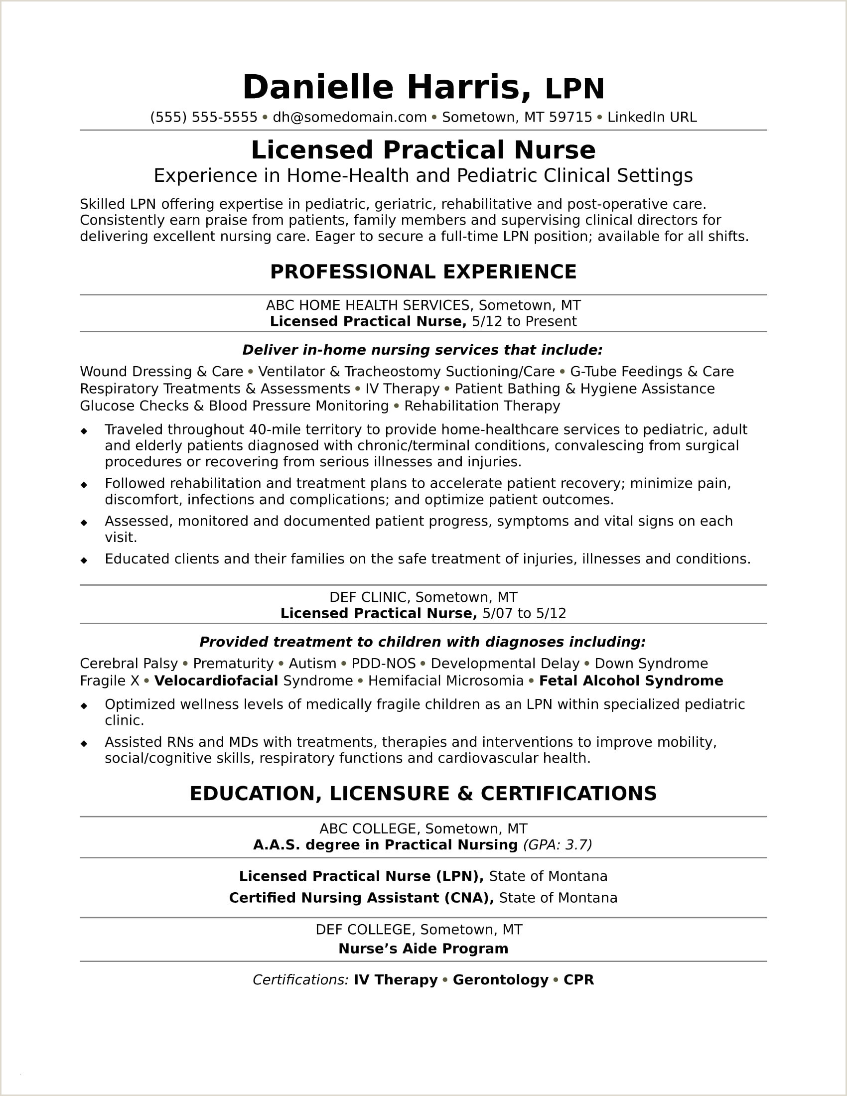 Elegant General Laborer Resume
