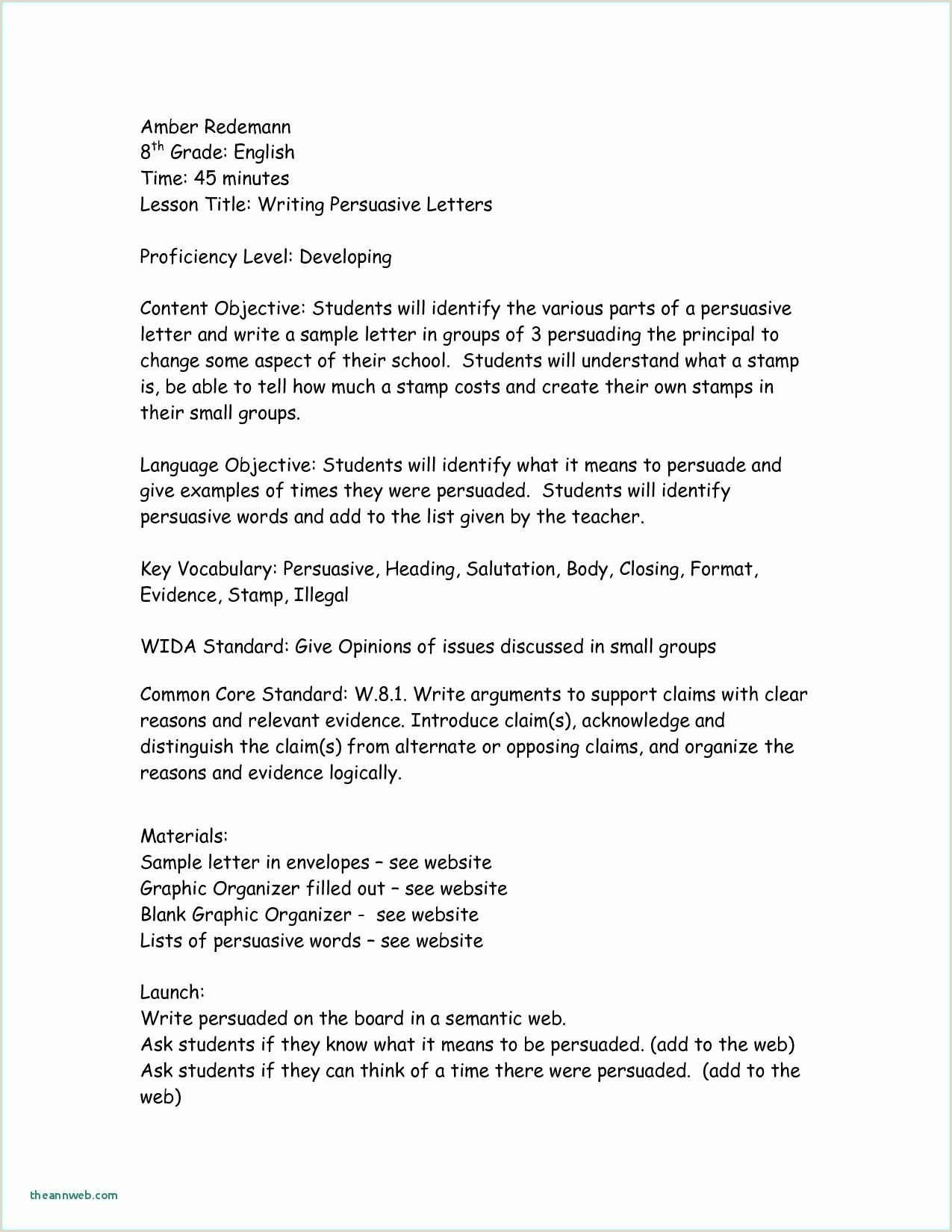 Sample Guardianship Letter Unique Example Responses to Plaint Letters