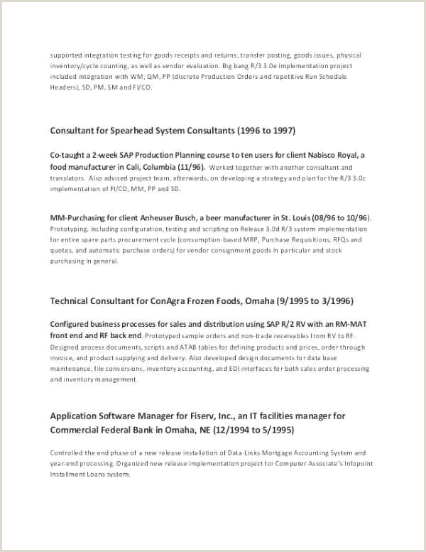 Human Resource Manager Resume Sample Elegant 25 Examples