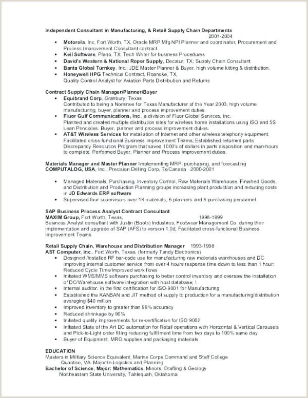 25 Examples Hvac Resume Examples