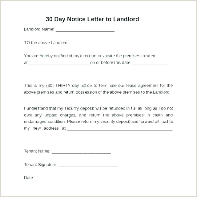 Early Lease Termination Notice Sample Termination Letters
