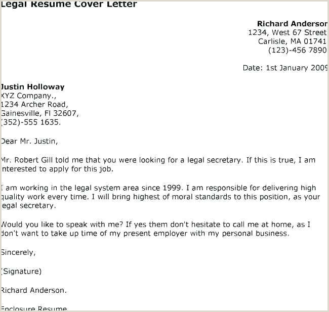 Resume Cover Inspirational Legal Resumes and Cover Letters