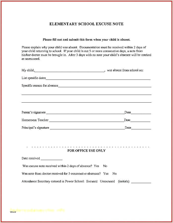 Sample Letter Of Absent From School Dental Excuse Letter Template Free Doctor Notes for School