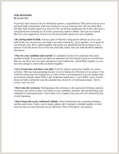 Sample Letter to Catholic Confirmation Candidate 50 Best Confirmation Sponsor Images