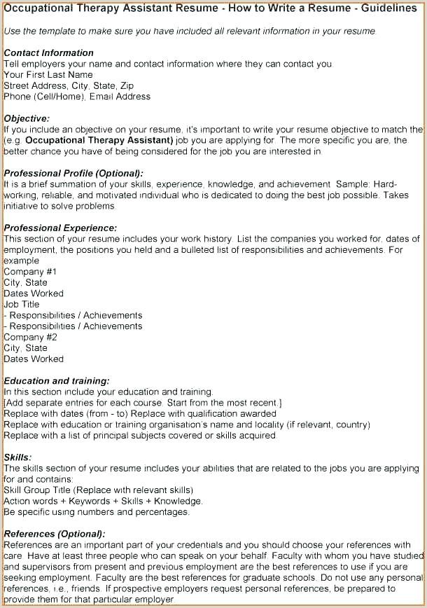 massage therapist resume objective – paknts