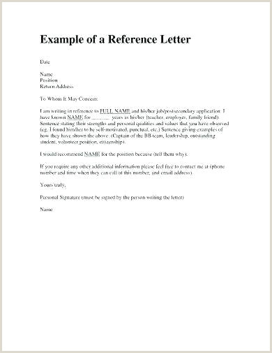 Character Reference Letter Template For Court Free