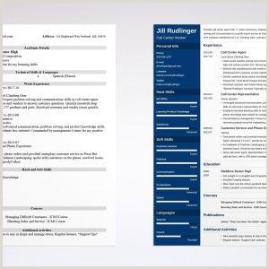 Inspirational Sample Resume for Call Center Agent Applicant