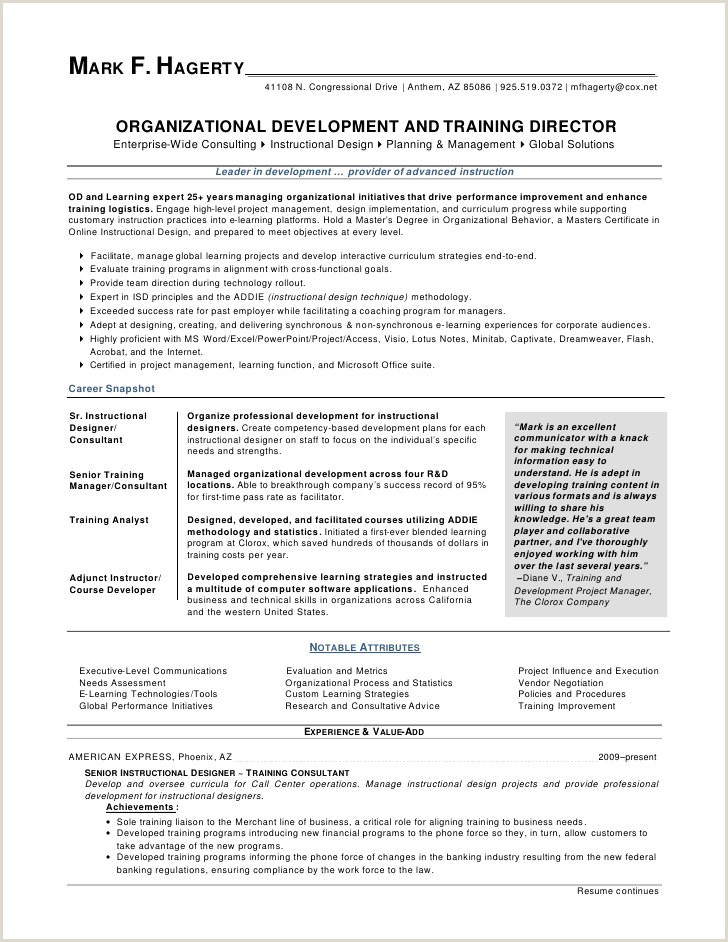 Executive Director Resume Samples Sample Call Center Resume