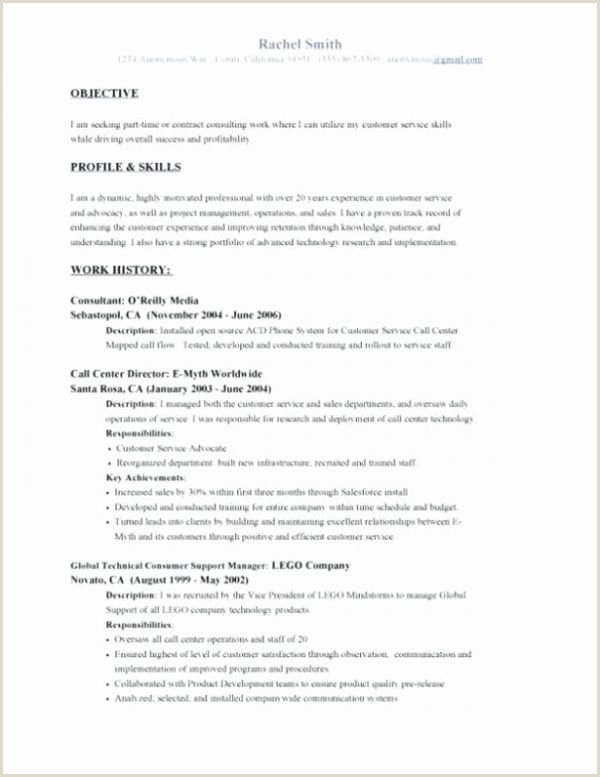 Sample Resume for Customer Service Representative Call Center Resume Sample Call Center Agent sofasdocsurvey