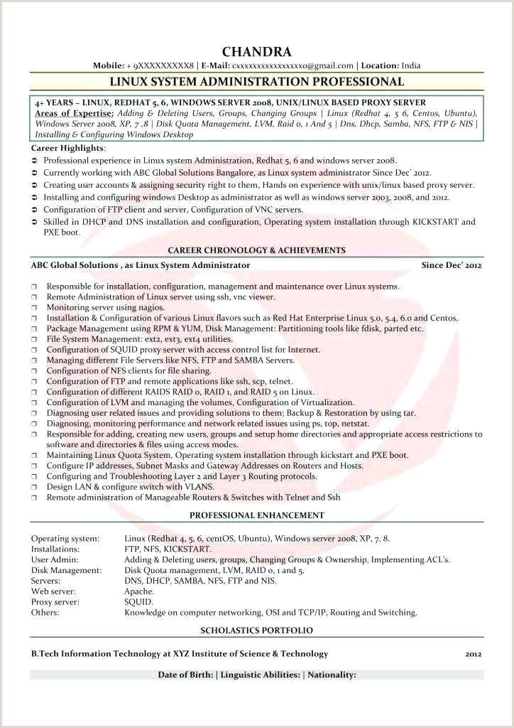 windows server administration sample resume – dstic