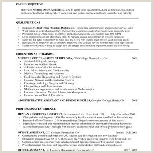 Sample Resume For Legal Manager Valid Sample Resume For