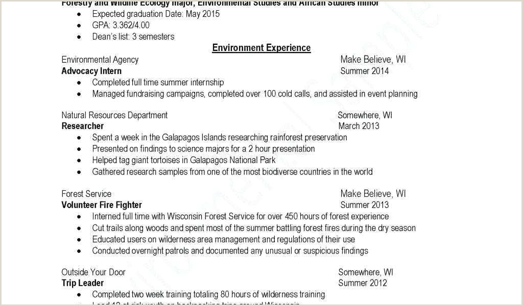 Sample Resumes for event Planners 76 Unique S Sample Resume for Law Enforcement