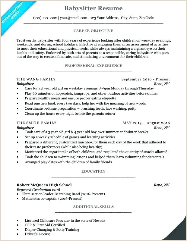 Sample Resumes for Stay at Home Moms 12 13 Resumes for Stay at Home Moms Examples