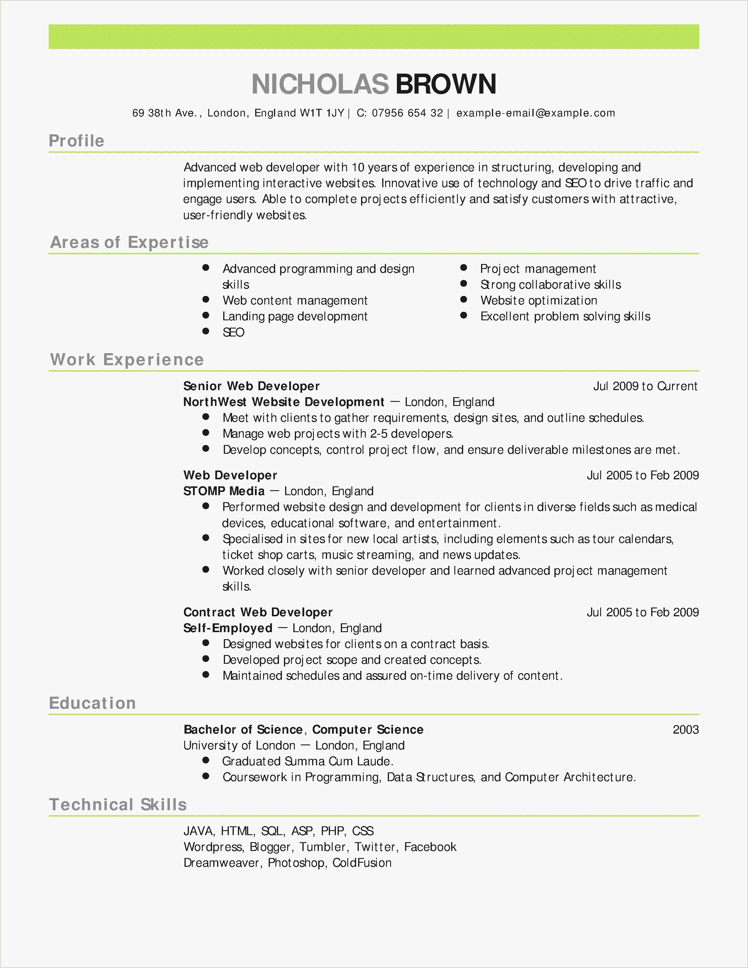 Sample Resumes for Stay at Home Moms Elegant Resume Examples for Stay at Home Mom