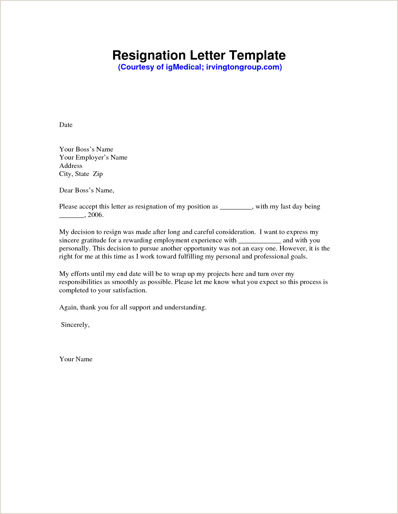 Sample Retirement Letter to Boss Resignation Letter Sample Pdf Mechanical Engineering Resume