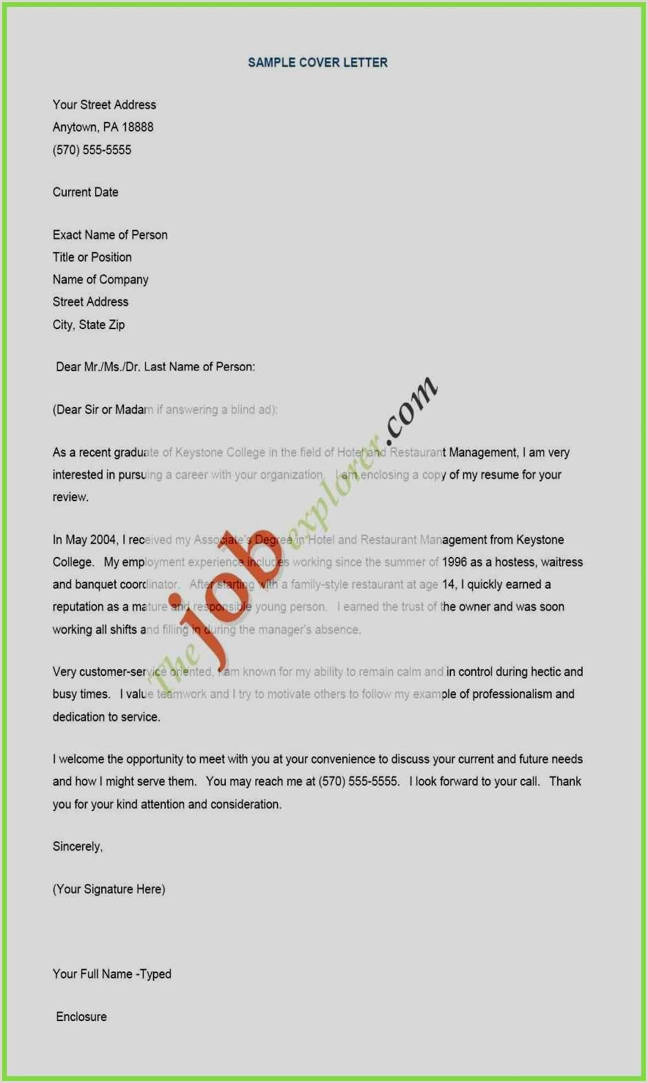 Sample Waitress Resume 70 Cool Gallery Hotel Waitress Resume Examples