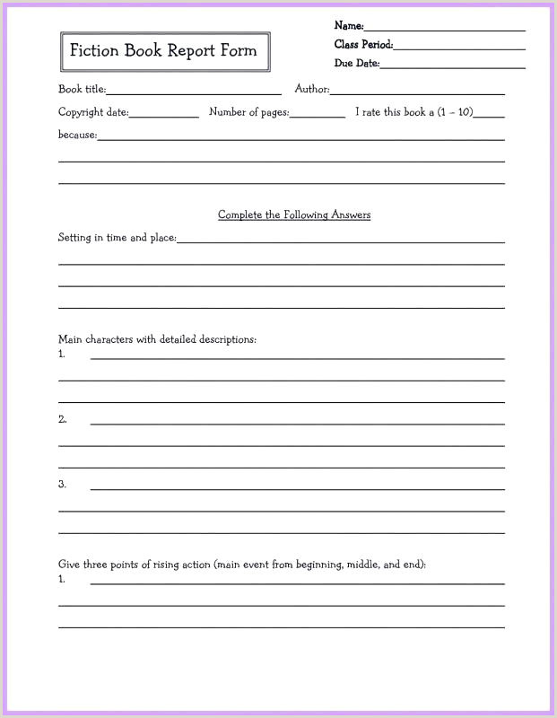 Printable Books For Graders Guided Reading Grade Pretty