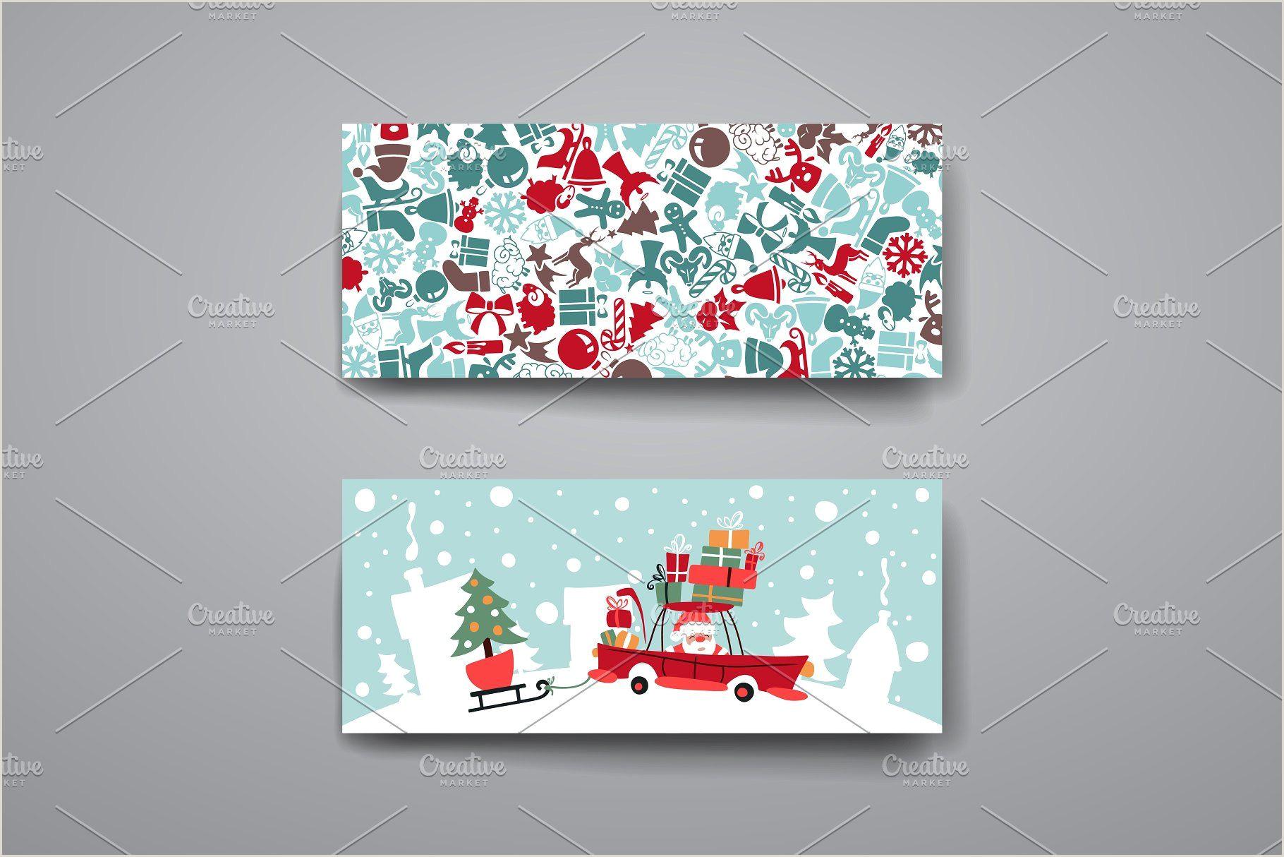 Merry Christmas Card Templates Christmas Merry Templates