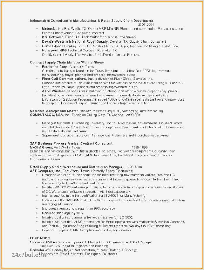 Sap Business Objects Resume assistant Manager Resume Objective Free Retail Manager