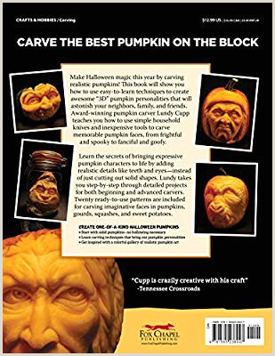 Scar Pumpkin Carving Patterns Realistic Pumpkin Carving 24 Spooky Scary and Spine