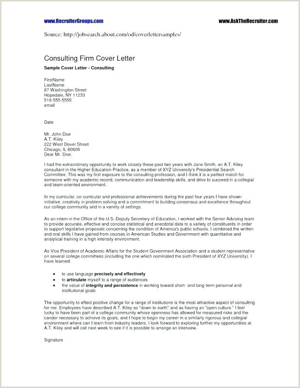 School Counselor Cover Letter Sample 25 New Cover Letter for School Counselor