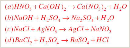 Science Balancing Equations Worksheet Write the Balanced Chemical Equations for the Following