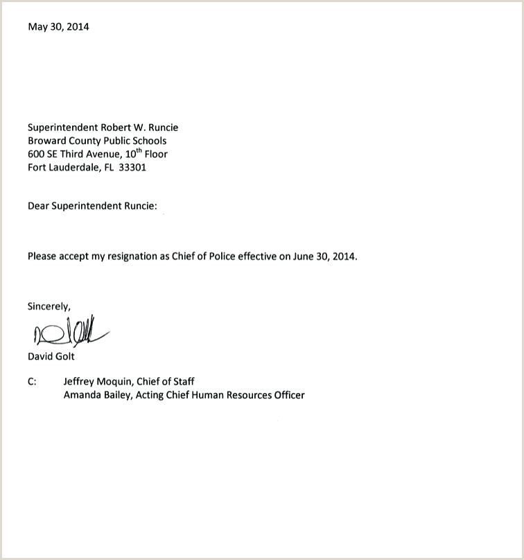 Security Resignation Letter How to Make Resignation Letter Example Email Immediate