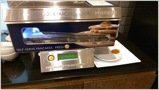 Pancake machine de Staybridge Suites London