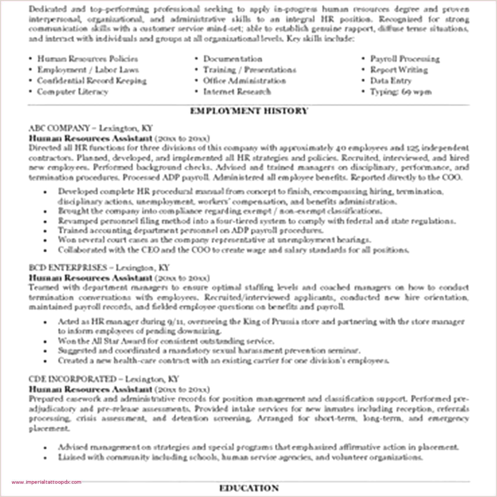 10 cover letter for personal assistant