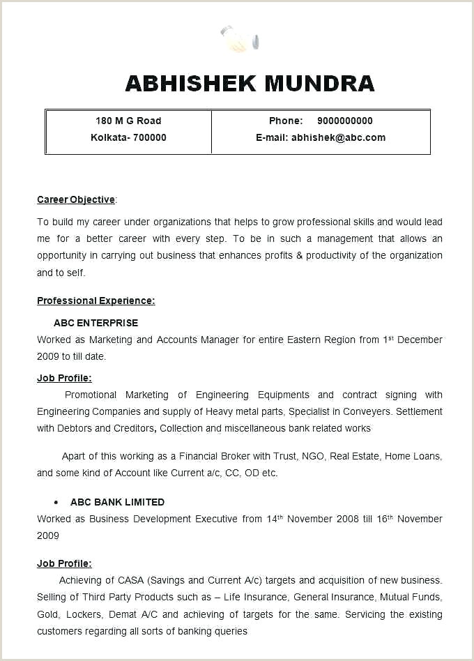 Business Analyst Format Business Analyst Resume Sample And